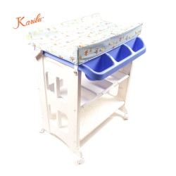 Karibu 2-in-1 Bath Station(Blue)