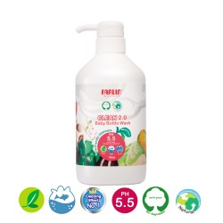 Farlin Clean 2.0 Baby Bottle Wash (Bottle-700ml)