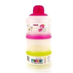 *FREE GIFT* Farlin Milk Powder Container (Pink)