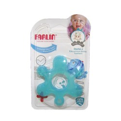 *FREE GIFT* Farlin Doctor J. Teether-Educational Smiley (Star)