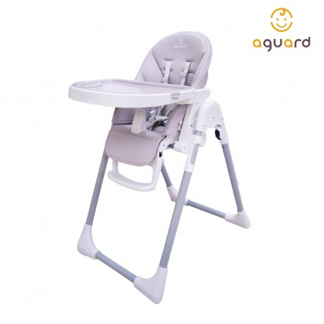 AGUARD Baby High Chair - Tosby - Opal Gray