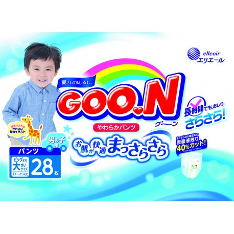GOO.N JV Pants XXL28 Boys 4-Pack