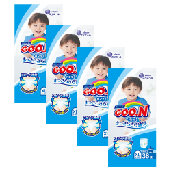 GOO. N JV Pants XL38 Boys 4-Pack