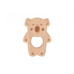 Banjo Beech Wood Teething Toy
