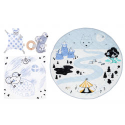 Luna Kippin Gift Bundle With Play Mat