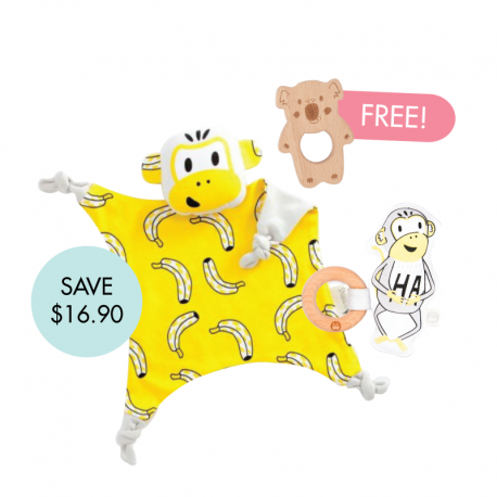 Splits Cuddle Blankie Set (Buy 2 Free 1)
