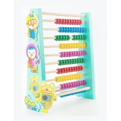 Pororo Wooden Toy Abacus