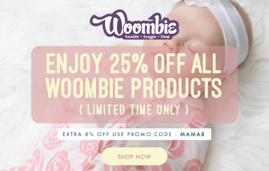 Woombie Swaddles Sale
