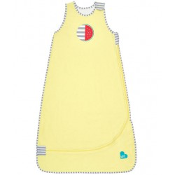 Bambino Nuzzlin 0.2 TOG Sleep Bag - Lemon