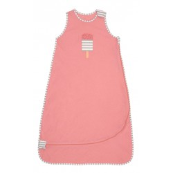 Bambino Nuzzlin 0.2 TOG Sleep Bag - Pink