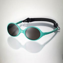 Ki et La Baby Sunglasses 0 to 18 months Diabola-Emerald Green