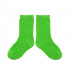PLUSH Stay on socks (0-2yrs) - Green