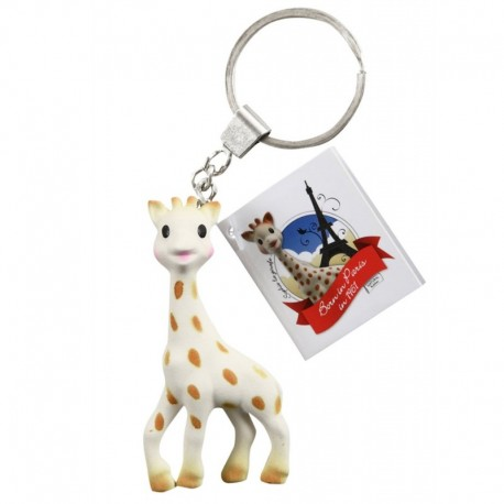 Key chain Sophie la girafe