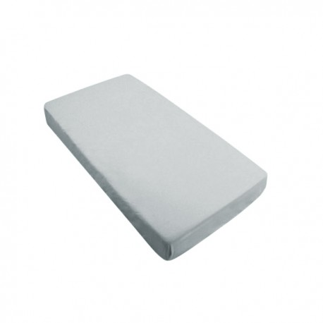 Bebe Bamboo  Fitted Sheet - Grey