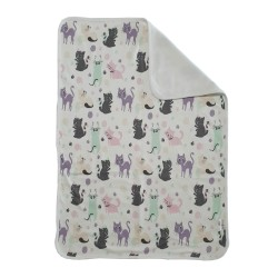 Bebe Bamboo Changing Mat (Kittens)