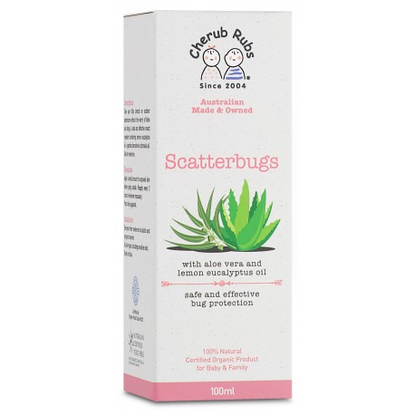 Cherub Rubs Scatterbugs (100ml)
