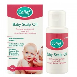 Colief® Baby Scalp Oil