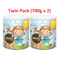 MIWAKO MILK (700g) (Vegan) (2 cans only)